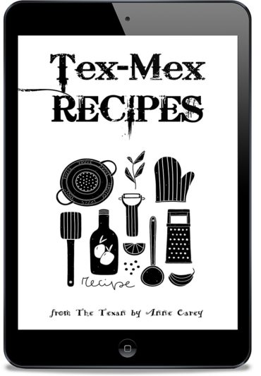 The Texan Book Recipes